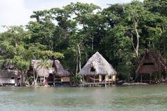 Dom Guatemala, Rio - Dulka Zdjęcie Royalty Free