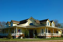 dom hrabstwa zdjęcia stock
