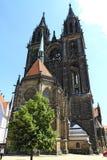 Dom i Meissen, Sachsen Royaltyfria Bilder
