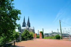 Dom of Koln Stock Photo