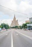 Dom lotnicy w Moskwa fotografia stock