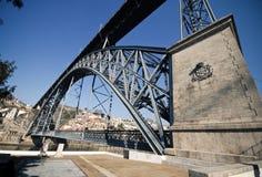 Dom Luis Bridge Stock Photography