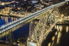 Dom Luis bridge Royalty Free Stock Image