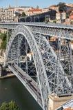 Dom Luis Przerzucam most Obraz Stock
