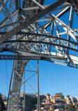 Dom Luis Przerzucam most Obrazy Stock