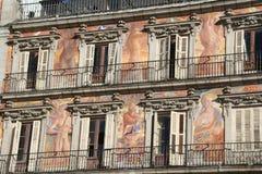 dom malujący obraz royalty free