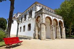 Dom Manuel palace, Evora, Portugal. Royalty Free Stock Image