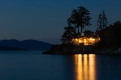 dom marzeń Zdjęcia Royalty Free