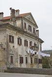 Dom miejski w Pazin zdjęcie royalty free