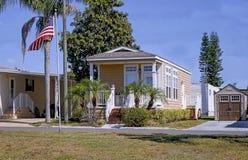 Dom na kółkach Zdjęcie Royalty Free