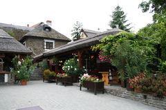 dom na wsi obraz stock