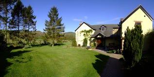 dom na wsi Obrazy Royalty Free
