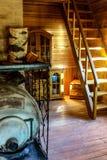 dom na wsi wnętrze zdjęcia royalty free