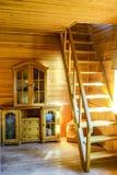 dom na wsi wnętrze obrazy stock