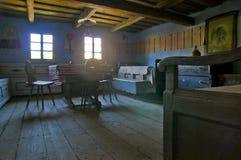 dom na wsi wnętrze Obrazy Royalty Free