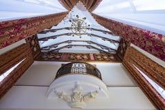 dom na wsi wspaniały zdjęcie royalty free