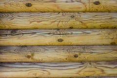 dom notuje wiejski ścienny drewnianego Obraz Stock