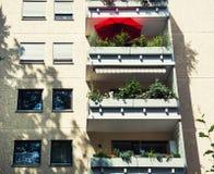 dom nowoczesne mieszkania Zdjęcia Stock