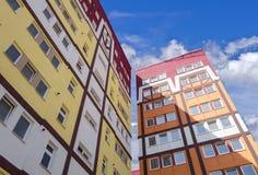 dom nowoczesne mieszkania Obrazy Stock