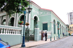 Dom Pedro V Theatre Stock Images