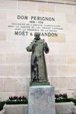 Dom Perignon Arkivfoto