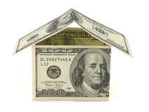 dom, pieniądze obrazy royalty free