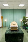 dom pogrzebowy zdjęcie royalty free