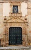Dom przeor święty Bartholomew, Almagro, prowincja Ciudad Real, Castilla los angeles Mancha, Hiszpania obraz stock