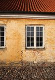 Dom przy Kronborg kasztelem Zdjęcie Stock