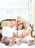 dom rodzinny Obrazy Royalty Free