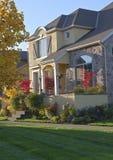 Dom rodzinny w Wilsonville Oregon Obrazy Royalty Free