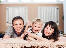 dom rodzinny wizerunku jpg wektor Obrazy Stock