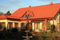 dom rodziny Zdjęcia Stock