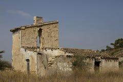 dom rujnujący spanish obrazy royalty free