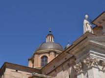 Dom Santa Maria Assunta – Urbino Royalty Free Stock Photography