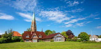 DOM Schleswig στοκ εικόνες