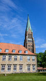 Dom of Schleswig in Schleswig-Holstein, Germany!! Royalty Free Stock Photography