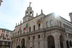 Dom Specjalizuję się w Padova Zdjęcia Royalty Free