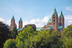 Dom of Speyer Stock Photography