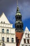 Dom St Marien dans Zwickau Photo stock