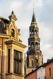 Dom St Marien dans Zwickau Photographie stock libre de droits