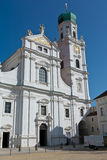 Dom St. Stephan (Passau) Stock Photography