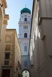 Dom St. Stephan (Passau) Stock Photo