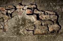 Dom stara ściana Zdjęcie Royalty Free