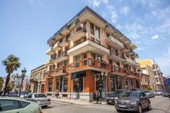 14 05 2017 - dom stary grodzki Batumi, Gruzja Fotografia Royalty Free