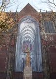Dom toren in Utrecht Royalty-vrije Stock Fotografie