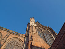 Dom tower at Utrecht Stock Image