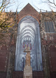 Dom tower at Utrecht Royalty Free Stock Photography