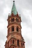 Dom Tower in Wurzburg, Germany Stock Photo