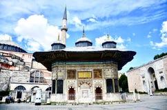 Dom von Istanbul stockfotos